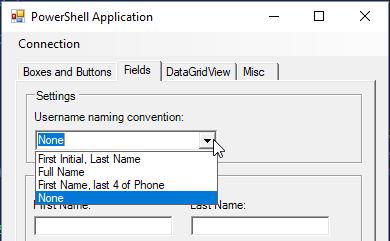 Tutorial] Creating Extensive PowerShell GUI Applications – PART 2
