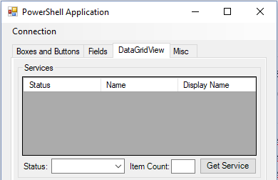 Powershell Tools – A collection of various interactive
