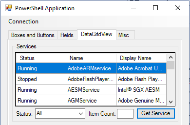 Tutorial] Creating Extensive PowerShell GUI Applications